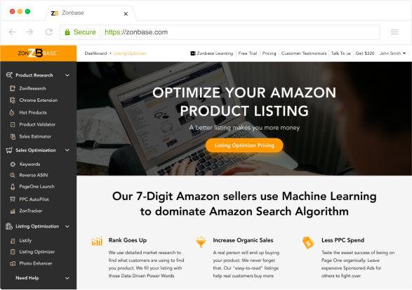 listing optimizer
