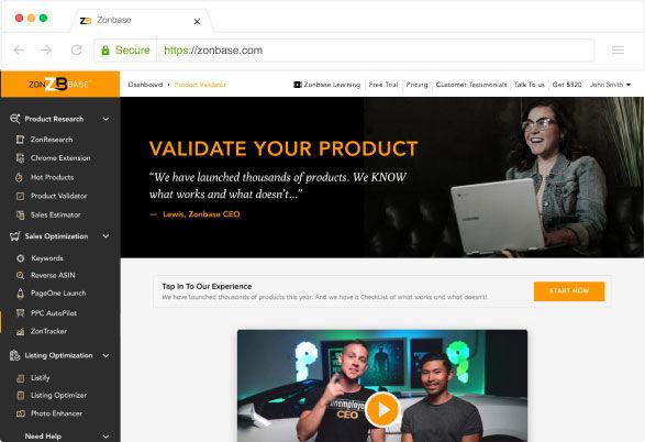 product validator
